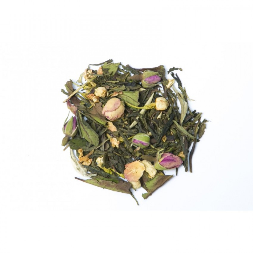 O-Tone Mint (Flavored green/white tea blend) - 50 гр.