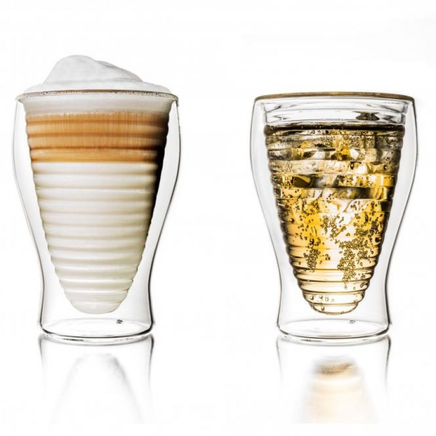 """Термо чаша с двойни стени """"Creano"""" 200 мл."""