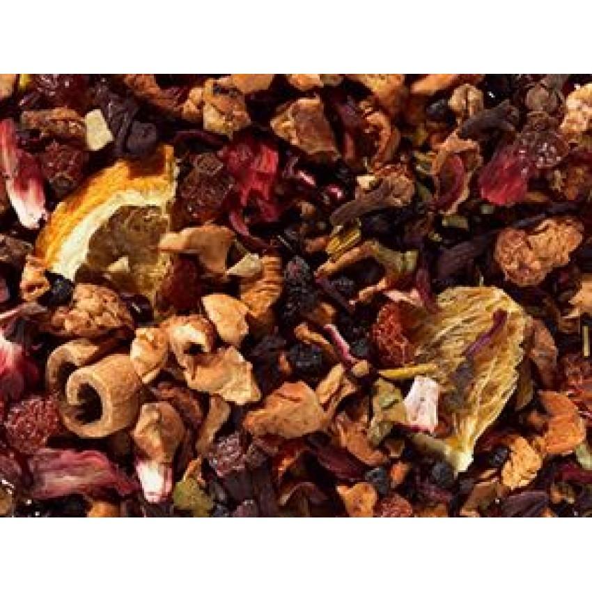 "MULLED WINE (Red Wine - Orange/Cinnamon) - Плодов чай ""Греяно вино"" - 50 гр."