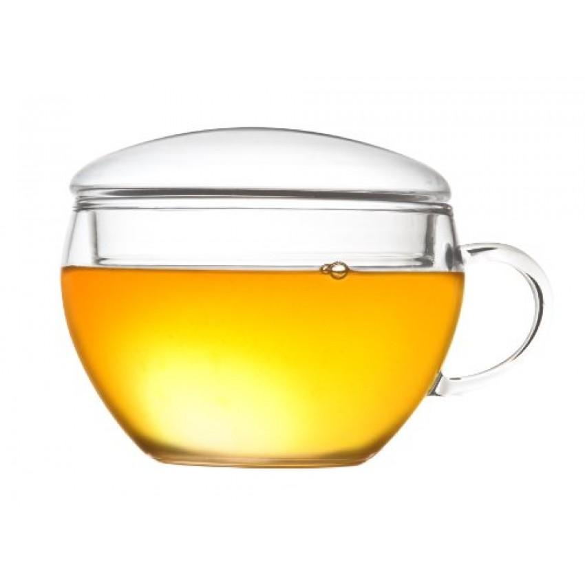 """Стъклена чаша за чай """"Creano"""" 200 мл."""