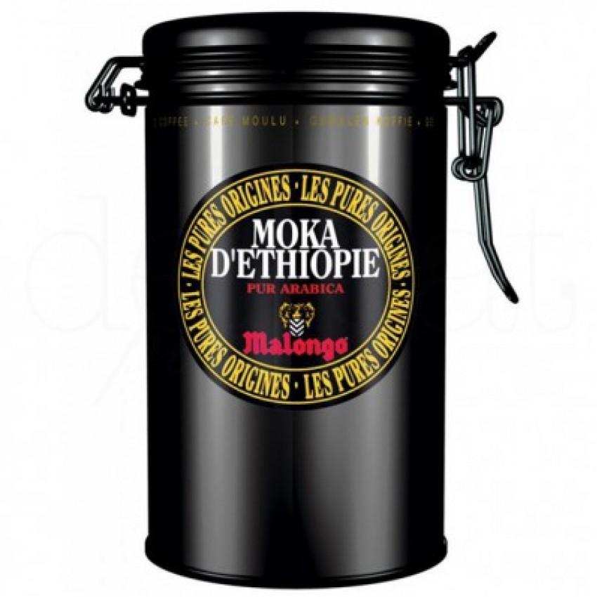 Етиопия Мока Сидамо - 250 гр, мляно кафе
